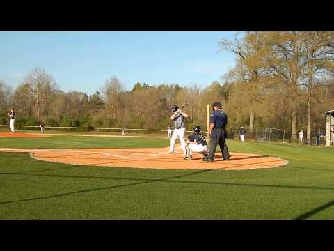Rising Senior Adam Moore 2015 Kings Ridge Christian School 3B & P