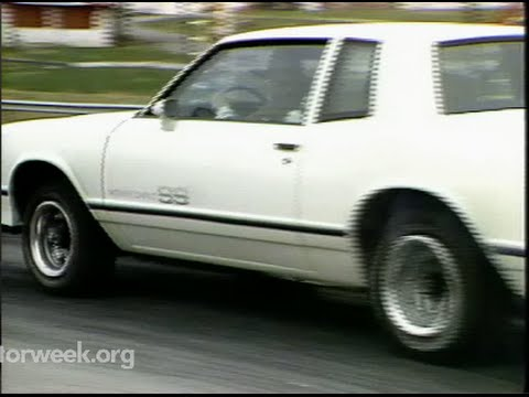 MotorWeek   Retro Review: '83 Chevrolet Monte Carlo SS