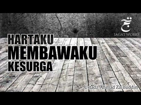 [LIVE] Hartaku Membawaku keSurga - Ustadz Zainuddin Al Banjary