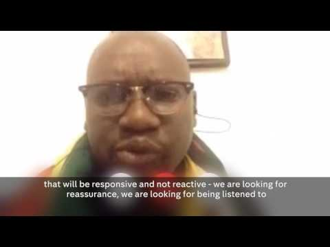 #ThisFlag Zimbabwe's Pastor Evan speaks hours before arrest