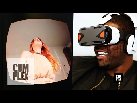 Vr Porn Reactions On Oculus From Rappers: Action Bronson, A$ap Ferg, Fetty Wap, And Other Musicians video