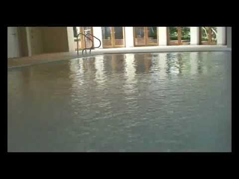 Hydro Floors Disappearing Swimming Pool Youtube