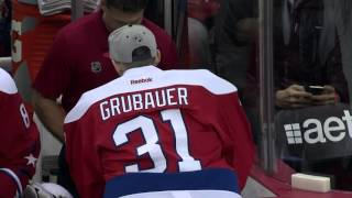 Gotta See It: Holtby fuming after being pulled