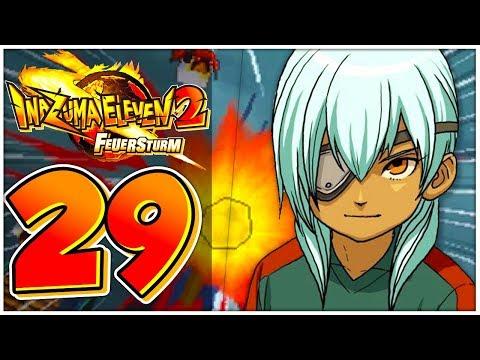 Inazuma Eleven 2: Feuersturm Part 29: Die kritische Technik KAISERPINGUIN I von Samford