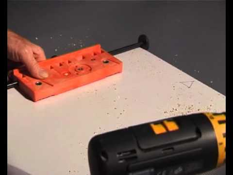 BLUM Blumotion Drilling Jig