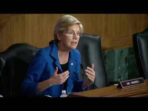 Sen. Elizabeth Warren Asks About Lack of Private Student Loan Relief Options