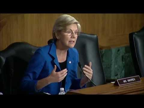 Sen. Elizabeth Warren Asks About Lack of Private Student Loan Relief Options