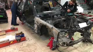 BMW E30 M3 Restoration project by Taipei Fu Cheng Motors 2017 part 4
