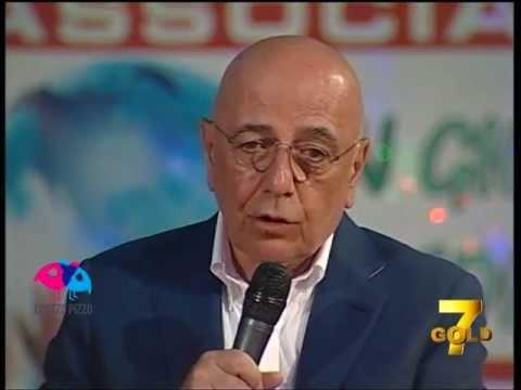 Adriano Galliani ricorda Claudio Lippi