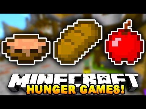 """Minecraft HUNGER GAMES #1 """"IRON SWORD!"""" w/ PrestonPlayz & Kenny"""