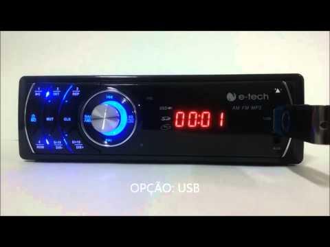 Radio MP3 E-TECH