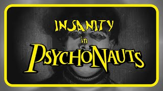 What Does Insanity Look Like? Psychonauts and German Expressionism