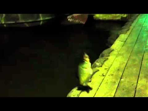 Crappie Fishing At Night Docks NEW!  3/13/2012 spring