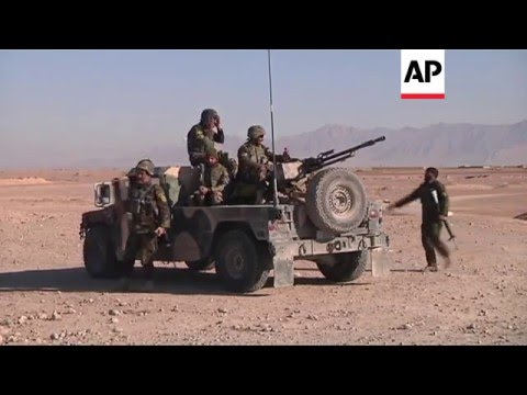 Afghanistan rushes troops to Sangin district   Editor's Pick   23 Dec 15