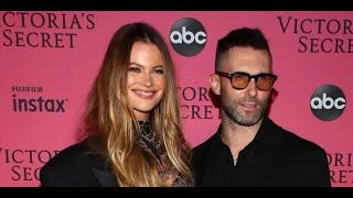 It was always you: 'Maroon 5' frontman Adam Levine, wife Behati Prinsloo fell in love 'over email'