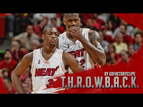Throwback: Dwyane Wade 2005 Playoffs ECF Highlights vs Detroit Pistons