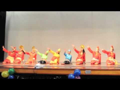 Tari Dindin Badindin (indang) video