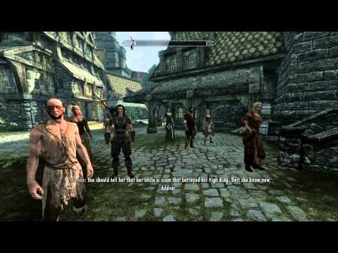 Skyrim EP13: Escape Guard