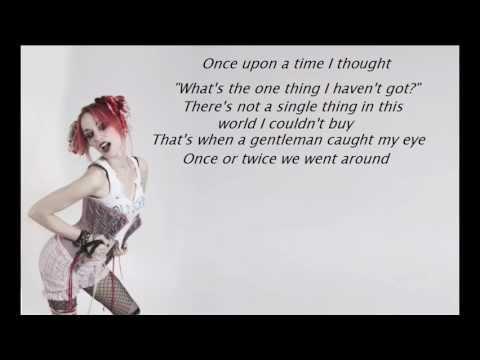 Emilie Autumn - Gentlemen Arent Nice