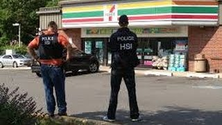 7-Elevens Across USA Raided For Human Slavery of Raghead & Dothead Mouthy Dusky Brown Slaves