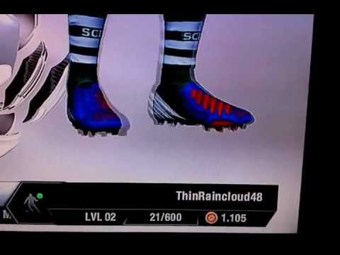Fifa 13 all boots + secret nike mercurial