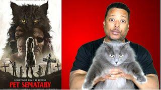 Pet Sematary movie review - Melvin G movie Reviews