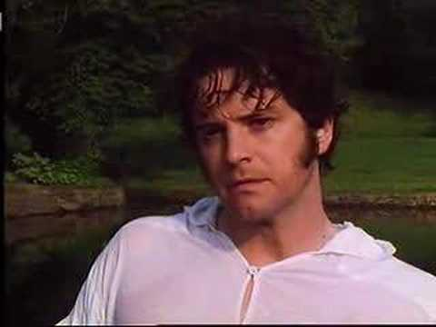 Pride and Prejudice: The Lake Scene (Colin Firth Strips Off) Video