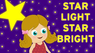 Star Light Star Bright Nursery Rhyme Ep - 43