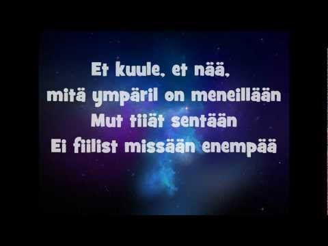 Timi Lexikon - Moon Kuu (lyrics) video