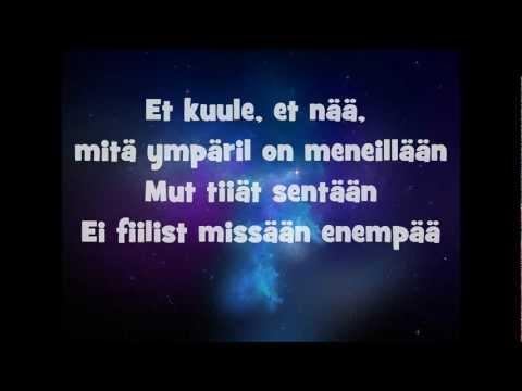 Timi Lexikon - Moon Kuu (lyrics) video