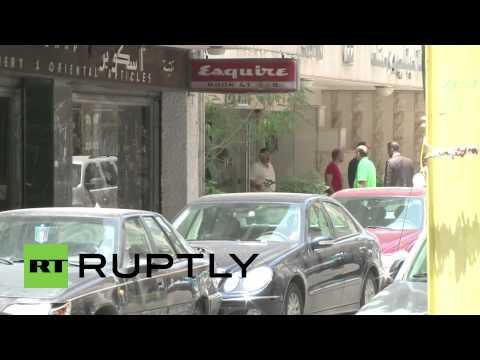 Lebanon: Beirut's tourist hotspot raided after assassination scare