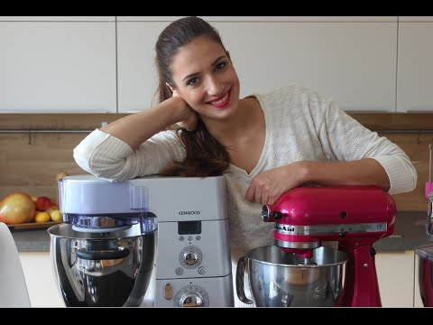 K chenmaschine videolike for Cooking chef vs thermomix