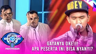 Download Lagu Nyanyi Lagu SLANK, Peserta Ini Langsung Buat 1 Studio Meleleh - Best of I Can See Your Voice Gratis STAFABAND
