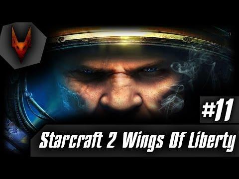 Кровосмешение [Starcraft 2: Wings of Liberty # 11]