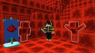 GÖRÜNMEYEN KIZILTAŞ OLDUM! - Minecraft SAKLAMBAÇ