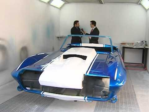 Yerli otomobil üretimi Show Haber 23.11.2011 - YouTube