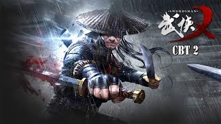 Swordsman X (武侠X) - CBT 2 Gameplay Trailer New Wuxia Battle Royale Game 2018 UE4