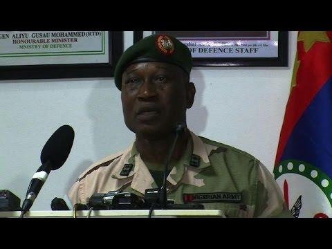 Nigeria: l'armée dit avoir repris Gwoza, fief de Boko Haram