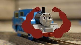 The Thomas The Tank Engine Show: Short 8 Thomas The Bodybuilder
