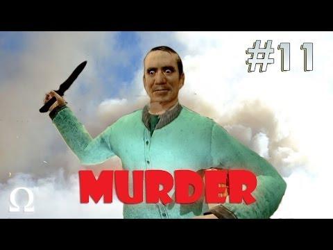 GMOD Murder | #11 - SMOKING IS BAD 4 U | Ft. Minx, Krism, Dlive, Andy