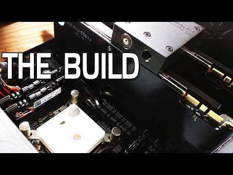 The Build: Arctic Panther Part 1