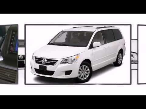 2012 Volkswagen Routan Video