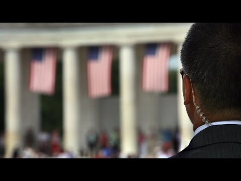 How the Secret Service protects candidates