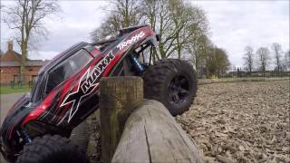Traxxas X-MAXX Adventure Series #8 In the Park 45MPH+