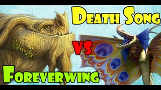 Foreverwing vs Death Song