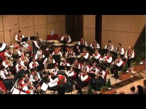 Fifth Suite for Band - Alfred Reed;4-Hora; Musikkapelle Peter Mayr Pfeffersberg