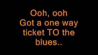 Watch Boney M One Way Ticket video