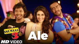 download lagu Ale Golmaal 3 Full Song  Ajay Devgn, Kareena gratis