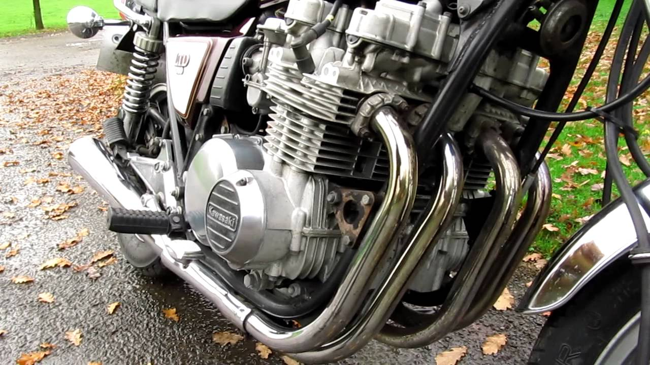 Kawasaki Kz 750 Ltd Youtube