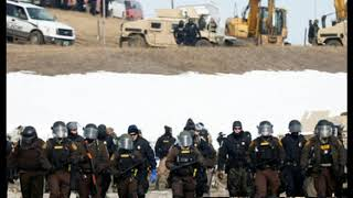 North Dakota Bill Could Permanently Seal Police Gov Records On Pipeline Protests